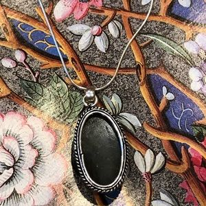 artisan Jewelry - Labradorite Necklace